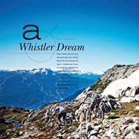 <p>Whistler Story Mountainbike Rider Magazin 2013</p>
